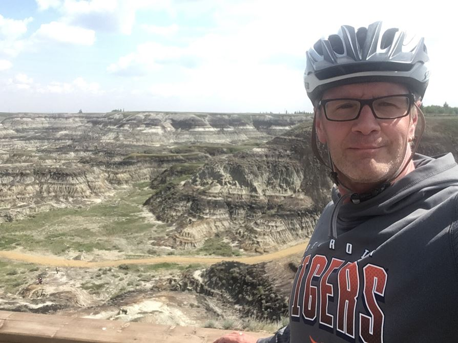 Airdrie to Drumheller