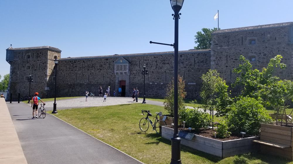 GCC: Fort Chambly (Grand Fondo (100km))